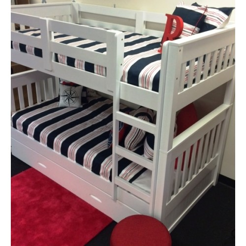 riley single bunk – new stock due end september! – out of the cot