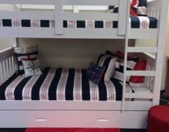 kids white bunk bed – bunk beds adelaide – out of the cot – 4
