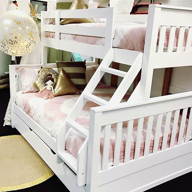 Riley Single Over Double Bunk Out Of The Cot