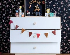 oeuf merlin dresser – modern kids dresser – out of the cot – 2