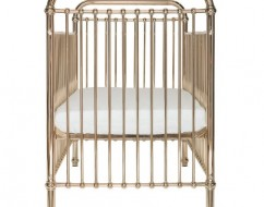 Ellie cot by incy interiors – metal cot – out of the cot – 2