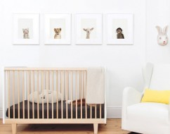 Rhea cot by oeuf – desinger cot adeliade – out of the cot – 5