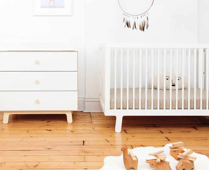 Sparrow Cot Out Of The Cot