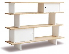 Oeuf mini library – designer bookcase – out of the cot – 1
