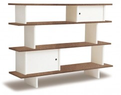 Oeuf mini library – designer bookcase – out of the cot – 2