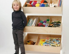 Oeuf toy store – designer toy storage  – out of the cot – 5