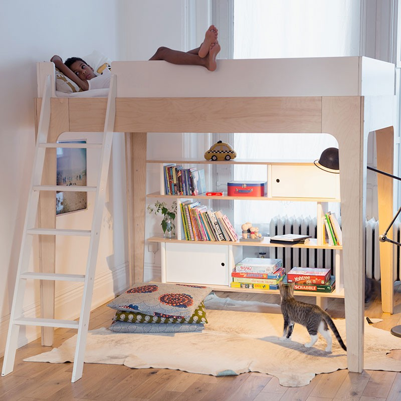Perch Double Loft Bunk Out Of The Cot