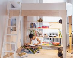 bunk beds adelaide_Perch Double Loft Bed_out of the cot_4