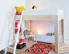 bunk beds adelaide_Perch Double Loft Bed_out of the cot_5