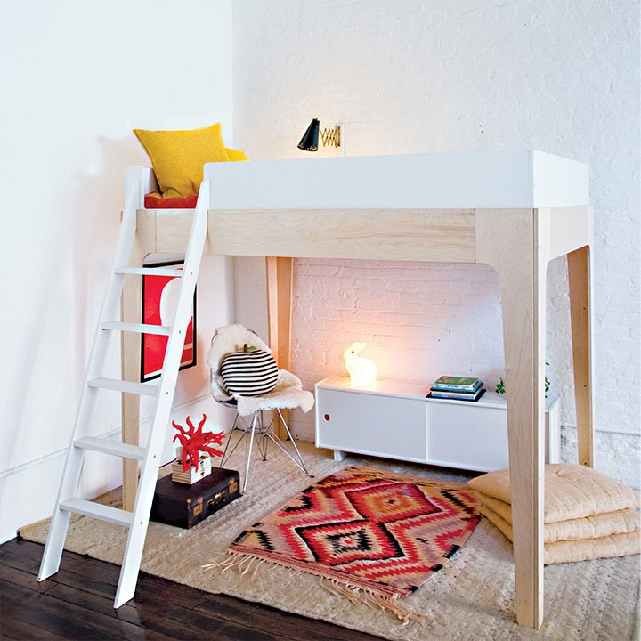 Perch Bunk Bed Console Out Of The Cot