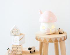 kids lighting adelaide – mushroom light – little belle – out of the cot2
