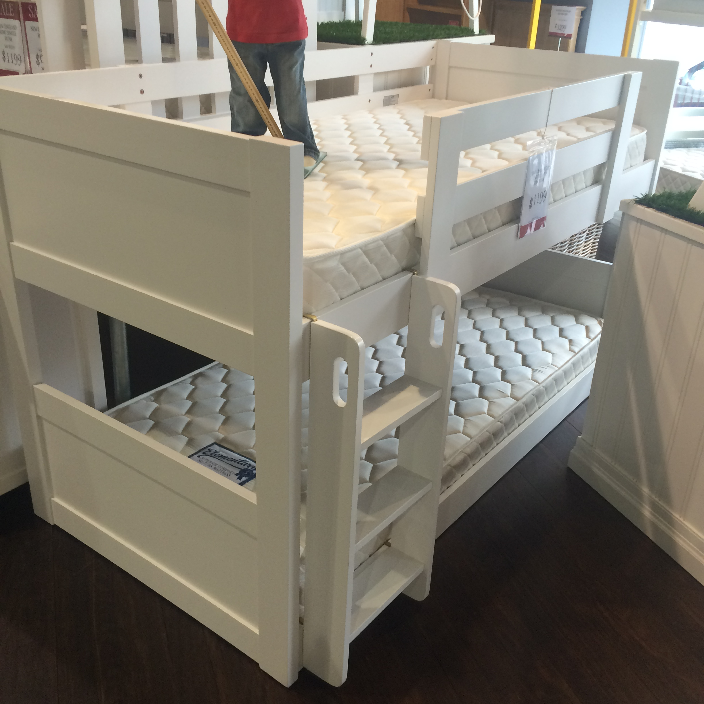 Town and Country Low-Line Bunk – Out Of The Cot