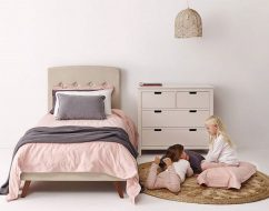 girls upholstered bed australia_kids beds adelaide_out of the cot_1
