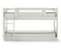 White_low_lying_bunk_bed_Australia_Adelaide_out of the cot_3