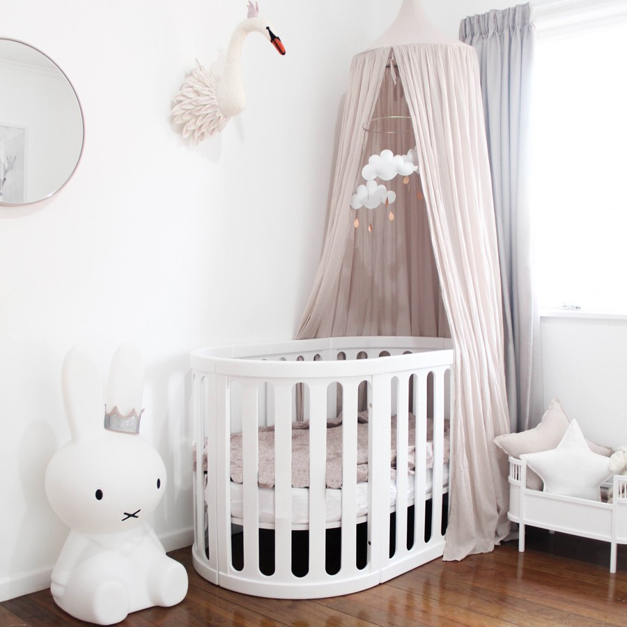 Kaylula Sova Cot Classic White Out Of The Cot