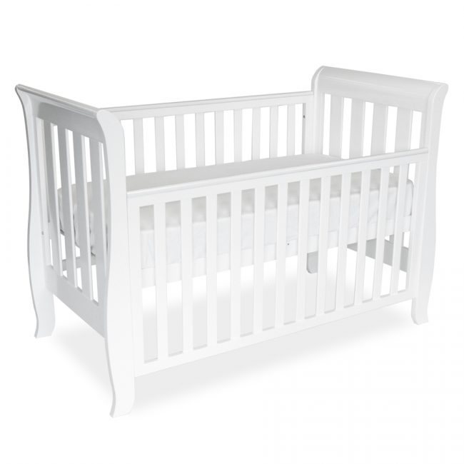 Classic Sleigh Cot Out Of The Cot