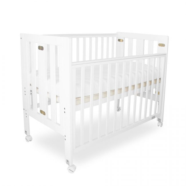 Fold N Go Timber Cot - Out Of The Cot