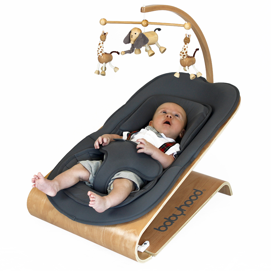 Tommer Bouncer Out Of The Cot
