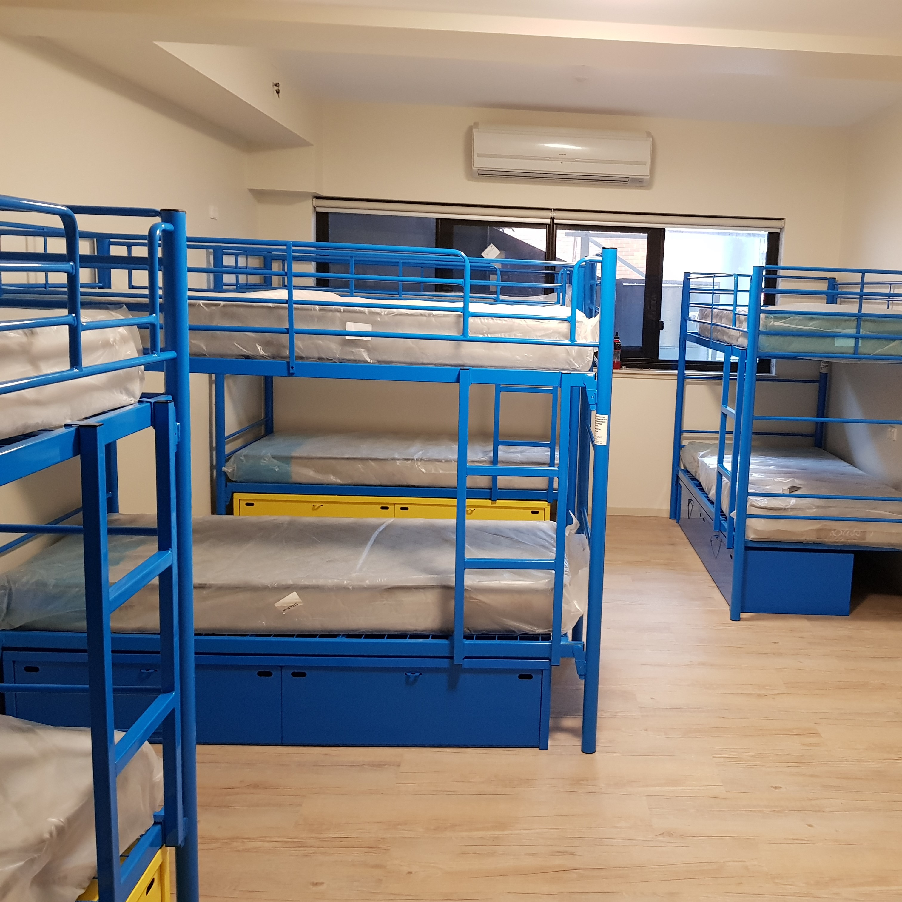 Picture of: Commercial Bunk Out Of The Cot