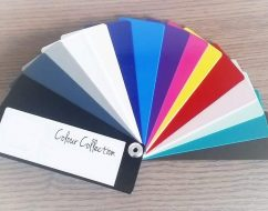 color chart photo