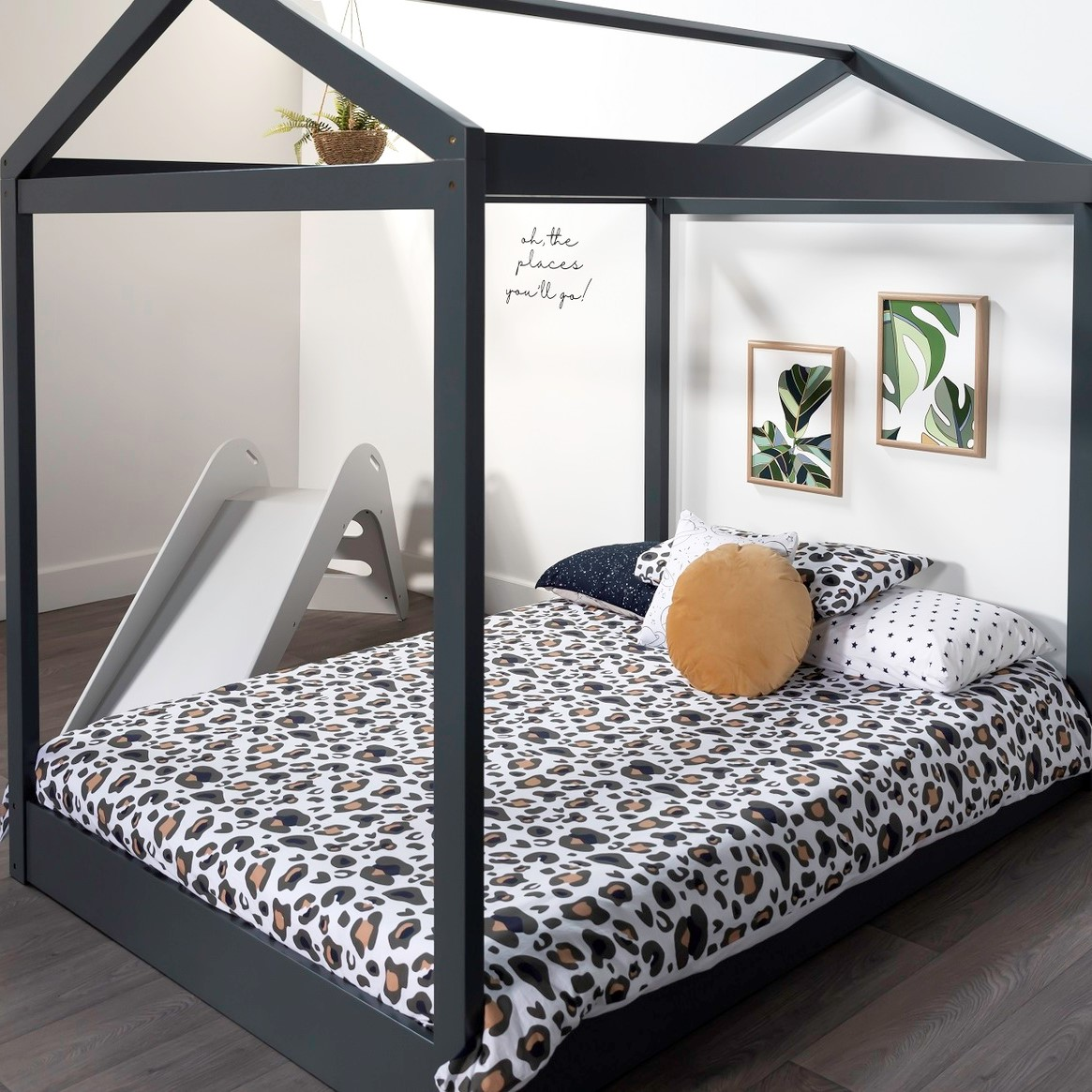 Picture of: Cubby House Bed Double Out Of The Cot